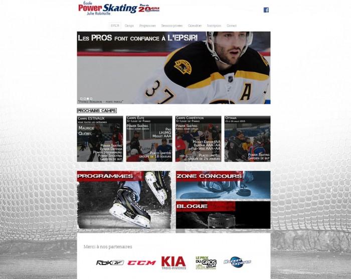 EPSJR une réalisation web de Média Fou