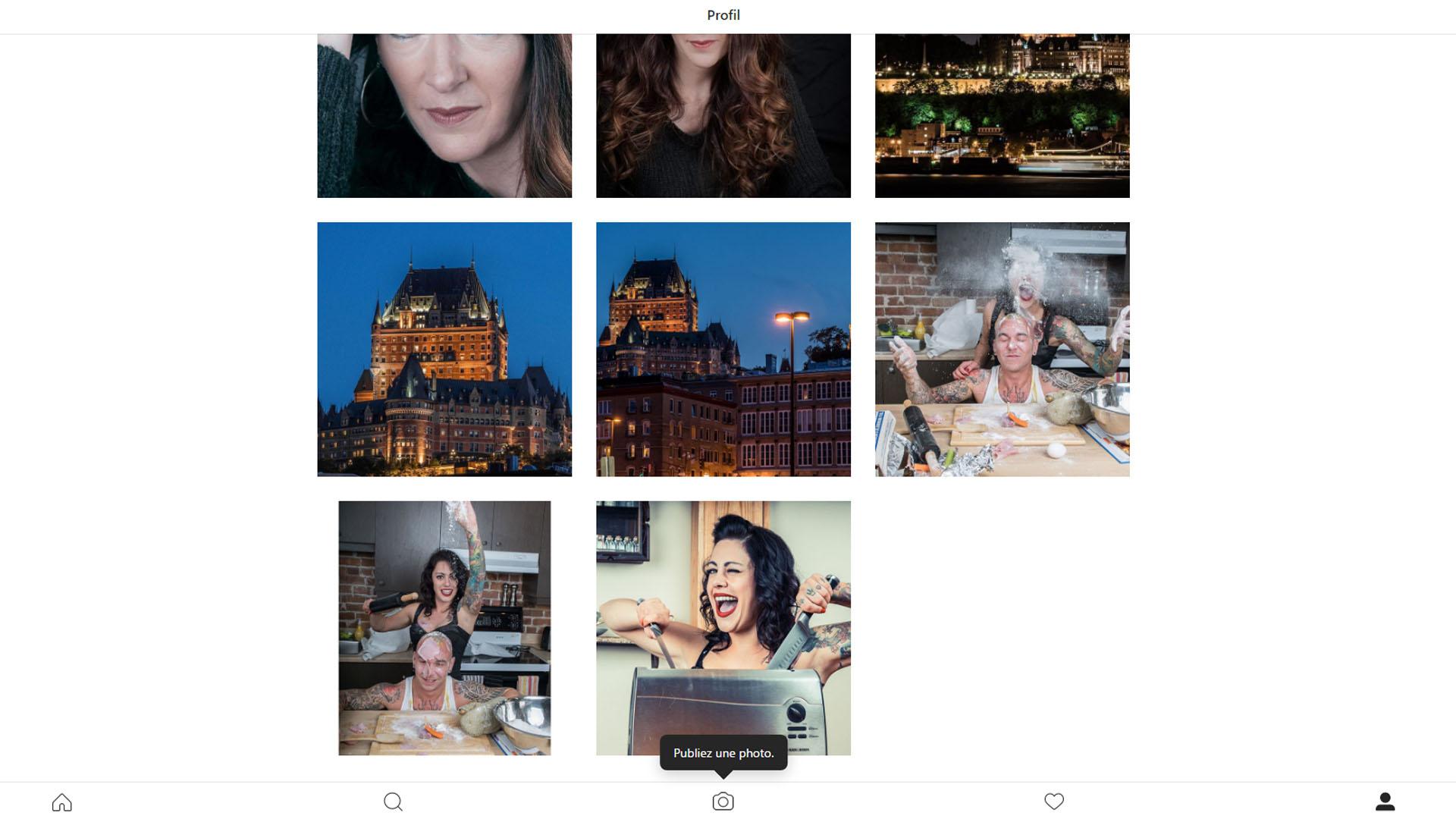 Instagram - Média Fou