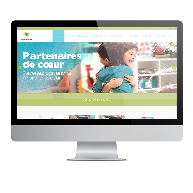 Conception de site internet - Mediafou.com